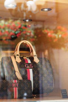 Monogramed Louis Vuitton