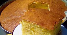 Πολύ αφράτο γευστικό μυρωδάτο κέικ λεμονιού !!!!   ΣΥΝΤΑΓΗ ΥΛΙΚΑ:  5 αυγά 1 ώρα θερμοκρασία δωματίου,  1 κούπα.ζάχαρη (του νες καφέ),  ... Cornbread, Ethnic Recipes, Food, Kitchens, Millet Bread, Essen, Meals, Yemek, Corn Bread