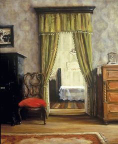 Interior - Donna Schnieder - Little House of Novgorod, c. 2007