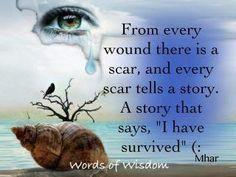 I have survived!