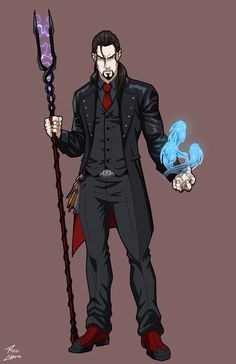 Hades (NeOlympus) commission by phil-cho.deviantart.com on @DeviantArt