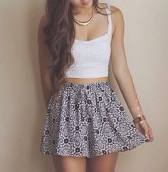 Summer outfits for teen girls!