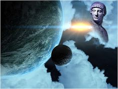 Greek And Roman Mythology, Greek History, Ancient Greece, Ufo, Athens, Artwork, Movie Posters, Outdoor, The Secret