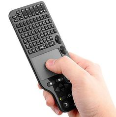 E-Blue WebTV Wireless Keyboard – gives you added control over your Internet connected TV | The Red Ferret Journal