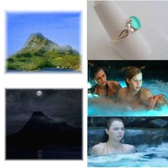Mako Mermaids H2O Adventure Moon Pool Sterling by JJsCollections, $39.99