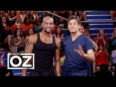 Shaun T Insanity with Dr. Oz - YouTube