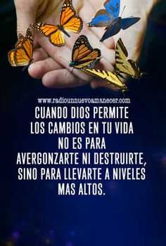 Quotes About Strength, Faith Quotes, Bible Quotes, Spanish Inspirational Quotes, Spanish Quotes, Gods Love Quotes, Quotes To Live By, Monday Morning Quotes, Sunday Morning