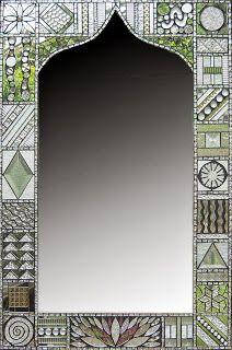 Glenmark Glass Mosaic News Glenys Fentiman Argentum, Series