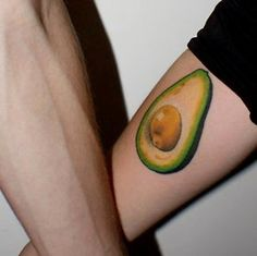 13 of the best food tattoos ever #WorldFoodDay