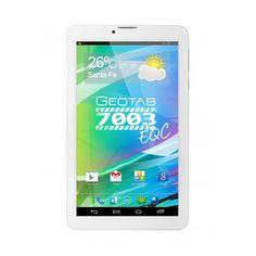 """Tablet 7"""" 3GO Geotab 7003E 8GB; Con el nuevo Geotab 7003E de 3GO, disfrutar de tus aplicaciones y navegar por internet nunca había sido tan sencillo. Pantalla de 7"""", procesador Quad Core acompañado con 512MB de RAM... Disfruta de la nueva Geotab 7003E... En   http://www.opirata.com/tablet-geotab-7003e-p-28422.html"""