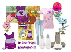 Chowder by iamgrootiamgroot on Polyvore