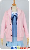 Beyond the Boundary Costumes : Hello Cosplay : Cosplay Costumes :Cosplay Wigs