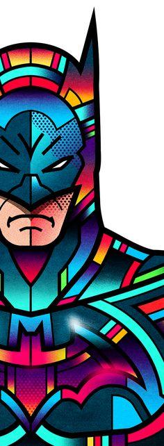 Superheroes WonderCon 2015 on Behance