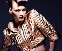 Giorgia Fonyodi - Art of Manipulating fabric No.2 by Giorgia Fonyodi.