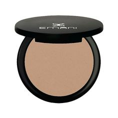 Emani HD Bamboo Setting Powder - Tan/Dark ($31) ❤ liked on Polyvore featuring beauty products, makeup, face makeup and face powder