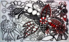 Abstract Drawings 4