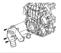 14 best duramax engine diagrams images in 2014 engineering Duramax Diesel Water Pump Diagram www toxicdiesel com duramax water pump housing toxic diesel performance