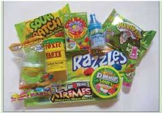 craving sour candy like nobody's business