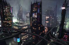 Dark Future, Cyberpunk, Brutalismo, Rascacielos y otras obsesiones. - Página 3 - ForoCoches