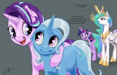 Episode Not-so-Speedy Paint: New Friends and Forks by SilFoe on DeviantArt