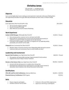 High School Resume Writing Packet and Guide by Christina's Counseling Resources Resume Skills, Resume Tips, Rn Resume, Resume Pdf, Nursing Resume, Job Resume Format, Resume Format Download, High School Resume, College Resume