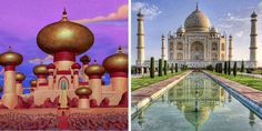 These locations that your favorite Disney films are based on will make you believe in magic.