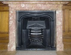 How To Clean An Old Marble Fireplace Mantel & Surround