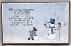 Blått, hvitt, sølv og kraft – Papirmølla Chocolate Card, Star Designs, Distress Ink, Copic, Christmas Cards, Scrapbooking, Painting, Stamps, Christmas E Cards