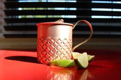 4x COPPER MOSCOW MULE MUGS 14OZ SET OF 4. 100%HANDMADE ! SAME DAY SHIPPNG
