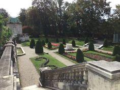 Un jardin de The Elms