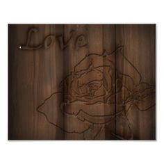 The wood carved rose with the word love above it, I found on an old table. Multiple sizes are available. Great for home or office decor. Also a great gift idea for holidays, birthdays, anniversary, and house warning.