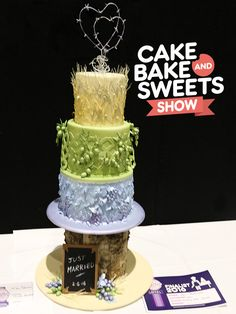 Australian Cake Decorating Championships is the worlds richest cake competition showcasing cake and sugarcraft masterpieces from Australia's leading artists Cake Competition, Ken Robinson, Rich Cake, Occasion Cakes, Cake Art, No Bake Cake, Cake Decorating, Special Occasion, Birthday Cake