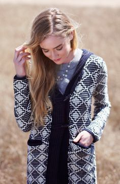 Love this Knit Cardigan|Ruche