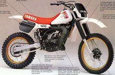 1982 YZ 125....I sure miss this bike!!!!!