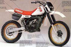 1982 YZ 125....I sure miss this bike!!!!!