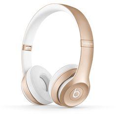 Gold Beats By Dre Wireless Solo2