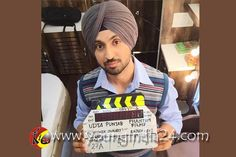 Diljit Dosanjh Started With Udta Punjab!    http://youngindia24.com/diljit-dosanjh-started-with-udta-punjab/