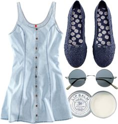 """MY DAISY"" by sweetnovember19 ❤ liked on Polyvore"