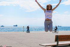 Nea Paralia Thessaloniki - Greece Greek Girl, Thessaloniki, Oasis, Lifestyle Blog, Greece, Celebrities, Travel, Greece Country, Celebs