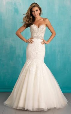 Allure 9305 by Allure Bridals
