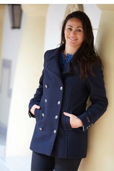 154142d2f98  Batela  coat  navy