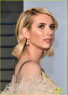 Emma Roberts   Vanity Fair Oscars Party