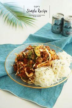 Food Porn, Asian Recipes, Ethnic Recipes, Vegetable Seasoning, Roasted Tomatoes, Food Cravings, Korean Food, Food Plating, Food Styling