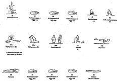 rocket series yoga sequence - Google Search
