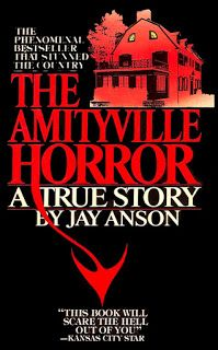 See all my book reviews at JetBlackDragonfly.blogspot.ca : The  Amityville Horror by Jay Anson
