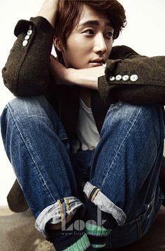 Jung Il Woo - 1st Look Magazine 2011