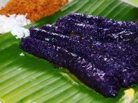 Puto Bumbong  – Purple Filipino Christmas Rice Cake