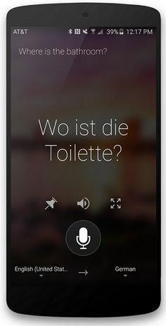 Microsoft lanza su traductor para smartphones Android y funciona muy bien....