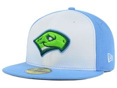 Size 7 1/8.   Daytona Tortugas New Era MiLB AC 59FIFTY Cap