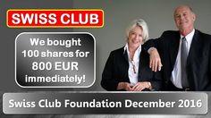 Member Profile SWISS CLUB - treatment